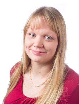 Photo of Heidi Saastamoinen